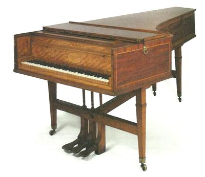 Frecker grand pianoforte (1812)
