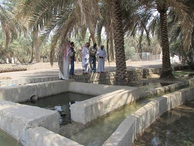 Water management in Saudi Arabia