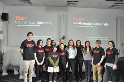 TEDx Volunteers