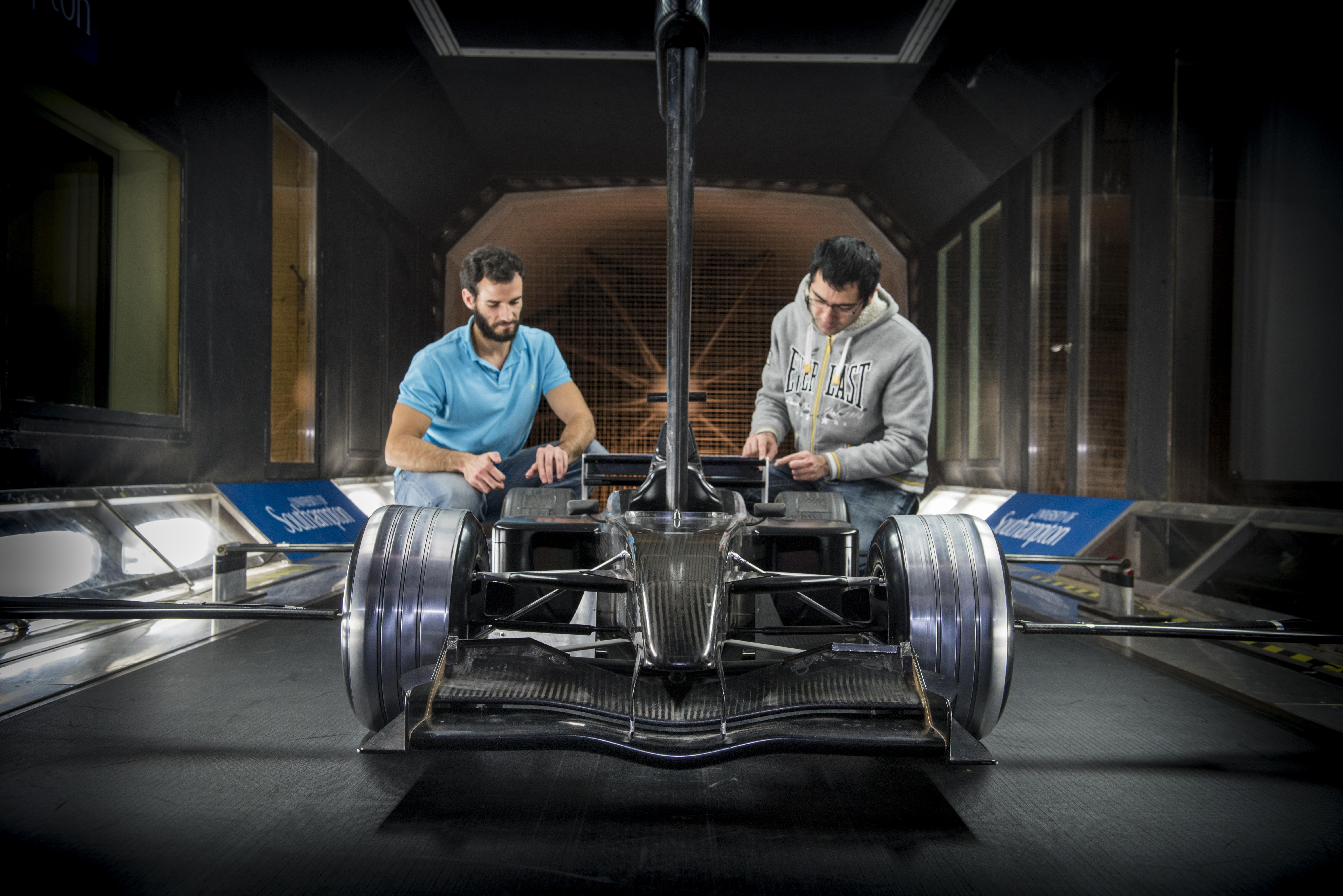 Msc Race Car Aerodynamics Engineering University Of Southampton