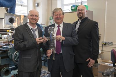 Our Glassblowers have been recognised for excellence