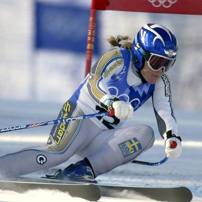 Member of the Swedish ski team