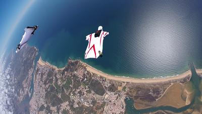 Aerospace Engineering Colleges >> The Icarus World Record Wingsuit project | Aerospace ...
