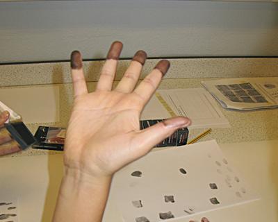 fingerprinting - it's gonna get messy!