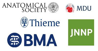 Thank you to our National Undergraduate Neuroanatomy Competition Sponsors for allowing this event to take place