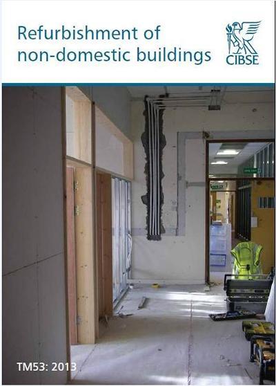 Reburbishment of buildings