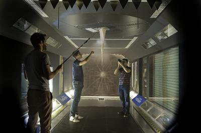 Wind tunnel testing of 1000m tower for Doha, Qatar