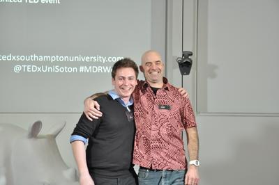 TEDx Leaders-James Dyke & Jon Akass