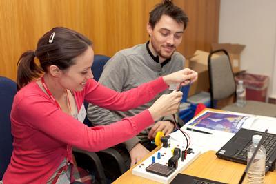 Innovative ways of teaching power generation