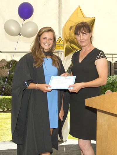 Awarded the Tyler Prize for her dissertation on a lobster fishery near her home in Northern Ireland