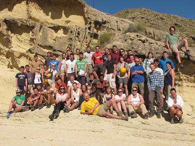 Second year Spanish field trip