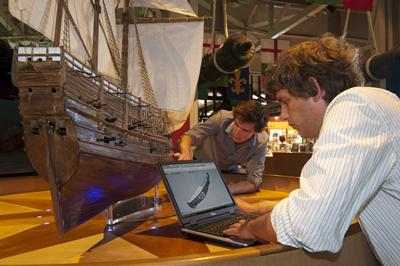 Determining the seaworthiness of historical vessels