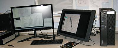 High end graphics workstation