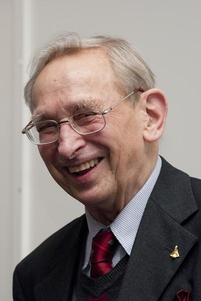 Professor Geoffrey Lilley OBE