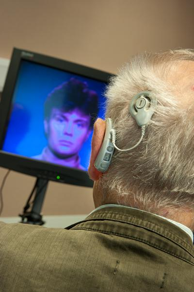 The Auditory Implant Service is based at the University