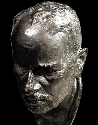 Bust of Claude Joseph Goldsmid Montefiore