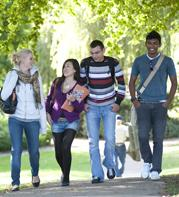 The Student Charter sets out responsibilities and expectations for everyone at the University