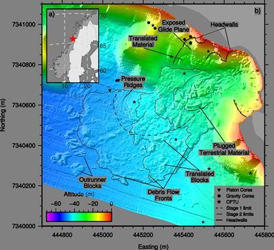 High-resolution geophysical data