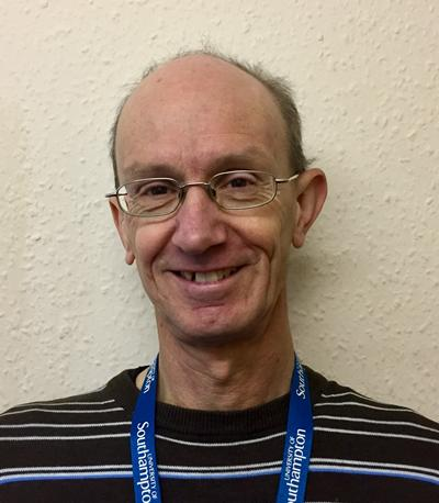 a photo of the volunteer Max Lang
