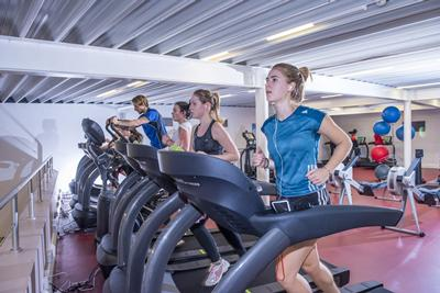 We have over 160 fitness stations in our Jubilee Sports Centre gym