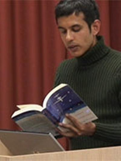 Reading at IWP conference, November 2007