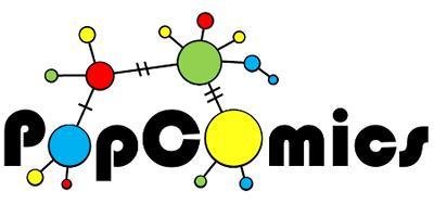 Pop comics logo