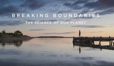 Breaking Boundaries by University of Southampton Alumnus Owen Gaffney