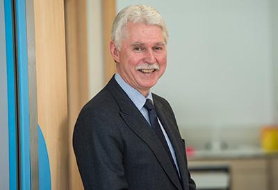 Professor Iain Cameron