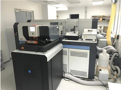 ESI Lasers NWR193 laser ablation system hooked up to Neptune Plus MC-ICPMS