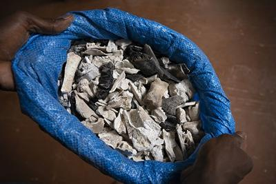 Raw material used in the Eco Water Purifier