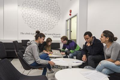 The Maths Student Centre hosts a range of social and academic events and is a popular place to hang out.