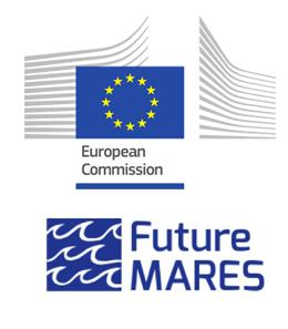 European Comission and Future mares logo
