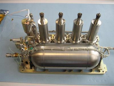 Proba-2 resistojet system