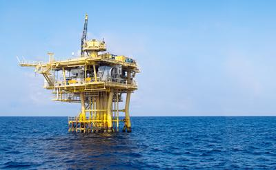 Study offshore structures within the course