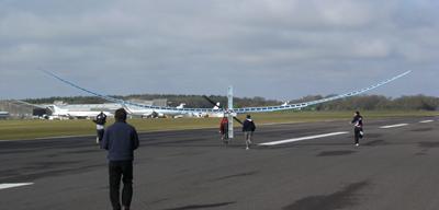 University of Southampton Human Powered Aircraft