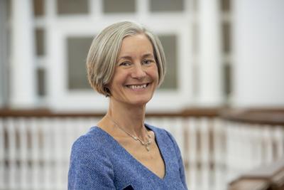 Professor Diana Eccles, Dean of Medicine