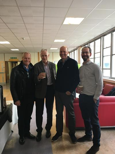 Professors Kendrick, Little & Moore and Dr Geraghty (University of Southampton)