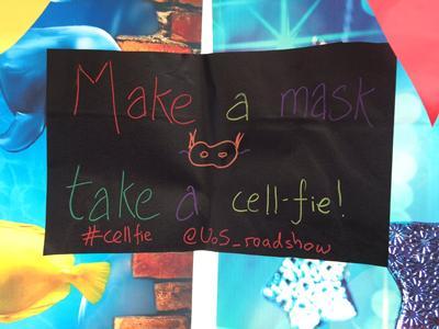Invitation to make a mask