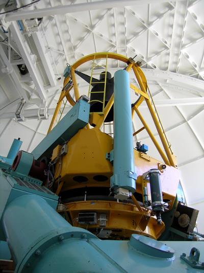 OAN-SPM 2.1m telescope