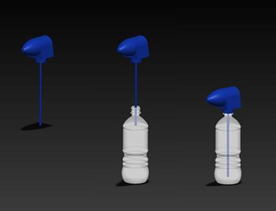 Portable StarStream nozzle