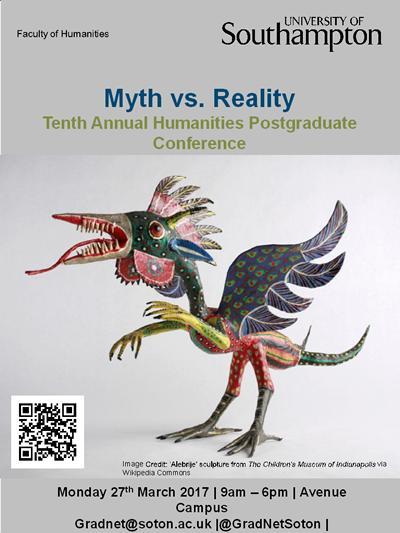 Myth vs Reality poster