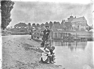 Southampton circa 1880