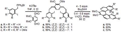 Rapid and efficient synthesis of [5]helicenes