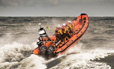 We have an Advanced Technology Partnership with the RNLI
