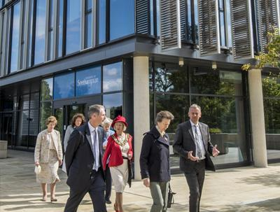 Opening of Boldrewood Innovation Campus in 2015