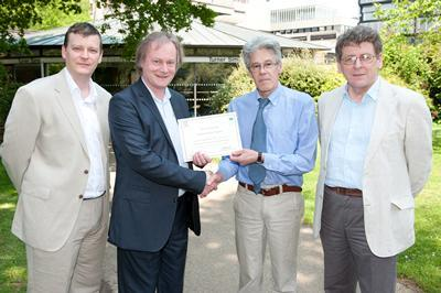 The 2011 Doak Prize Winner