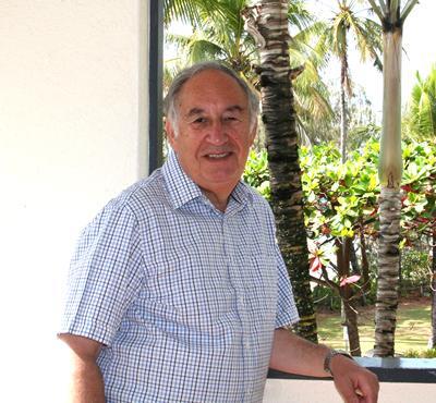 Portrait picture of Howard Rein