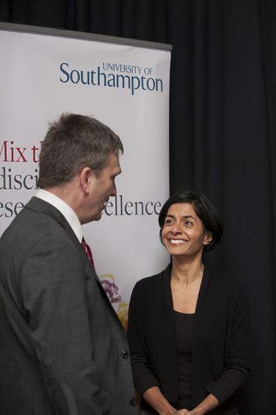Simran Sethi event at IdRW 2014