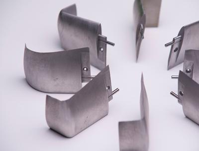Interchangeable scale-model blade winglets