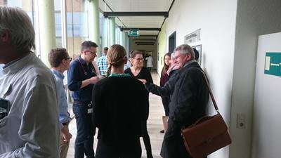 Supervisors and Klinikum Kassel clinicians